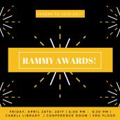 RAMMY AWARDS!