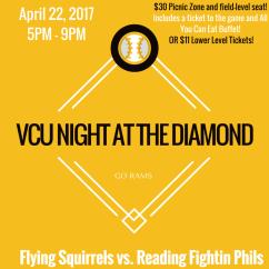VCU NIGHT AT THE DIAMOND-4