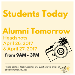 VCU S.T.A.T. Headshots
